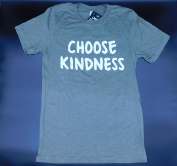 Tee Choose Kindness Ollive Lg