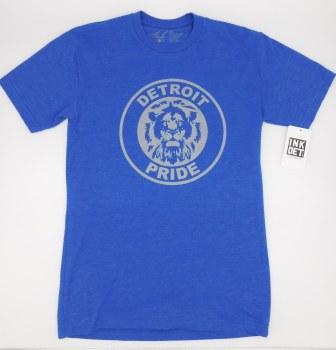 Tee Detroit Pride Xs Blue