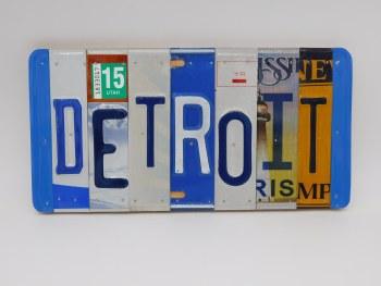 "Word Sign, ""Detroit"""