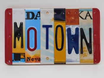 "Word Sign, ""Motown"""