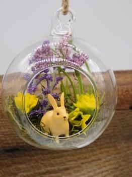 Ornament Spring Bunny