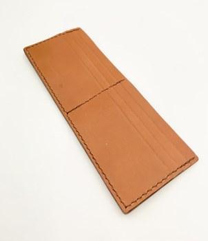 Women's Card Holder Tan/Brown