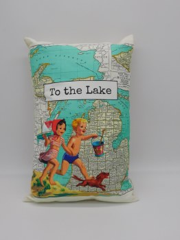 Pillow To The Lake