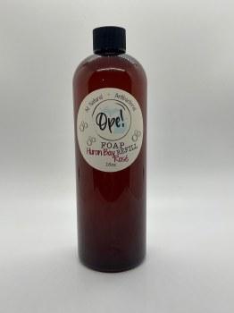 Huron Bay Rose Foaming Soap Refill 16 oz