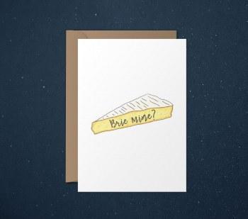 Love Card Brie Mine