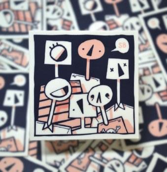 Fambly Foto Sticker