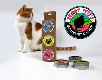 Cat Nip 3 Piece Set Gourmet