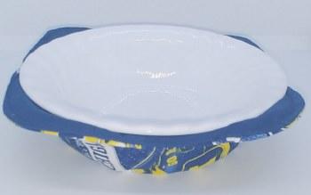 "9.5"" Reversible Microwave Bowl Cozie"