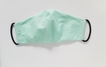Face Mask Mint Green Tween-Adult
