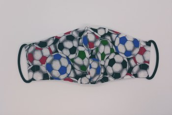 Face Mask Soccer Adult