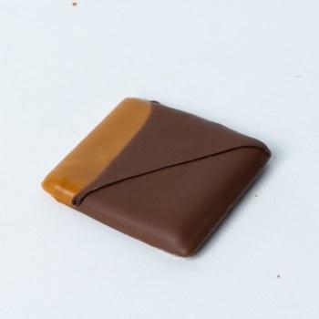 Toffee Single-Enrobed