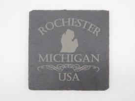 Slate Coaster Rochester MI Scroll