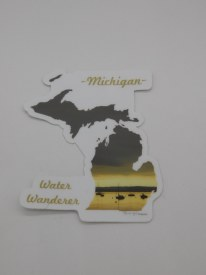 Mi Sticker Water Wanderer