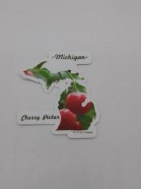 Mi Sticker Cherry Picker