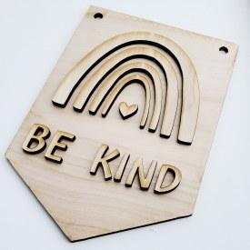 Be Kind Flag Painting Kit