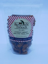 Cherry Berry Deluxe Trail Mix