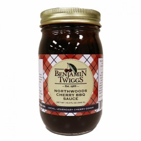 Northwoods Cherry BBQ Sauce