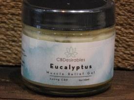 Eucaluptus Muscle Gel-cbd