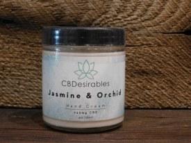 Jasmine Orchid Hand Cream-cbd