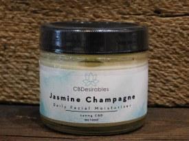 Jasmine Facial Moisturizer-cbd