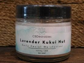 Lav Kukui Facial Cream-cbd