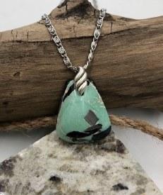 Desert Gem Variscite Necklace