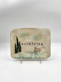 Ceramic Rochester Tray
