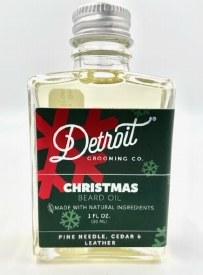 Christmas Beard Oil