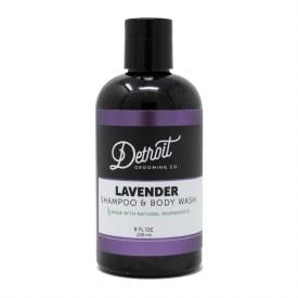 Lavender Shampoo and Body Wash 8 oz