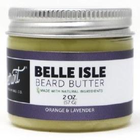 Belle Isle Beard Butter 2 oz.