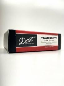 Traverse City Cherry Tobacco Bar Soap 4oz