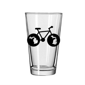 Glass Pint MI Bike