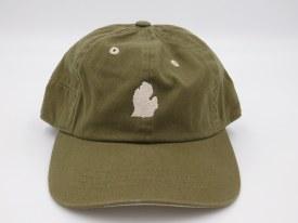 Michigan Zipper Pocket Hat
