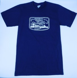 Boblo Tshirt Sm Navy