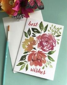 Wedding - Best Wishes Floral