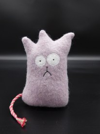 Tiny Monster Pink Kitty