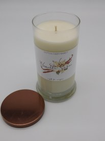 20 Oz Vanilla Candle Soy