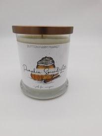 12 Oz Pumpkin Spice Candle Soy