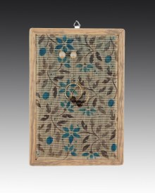 Earring Holder Classic Hanging - Jacobean Gray