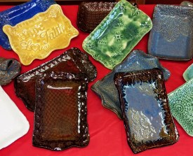 4-23-20 Clay Serving Tray for your Home Make and Take 6:30 - 7:45 pm