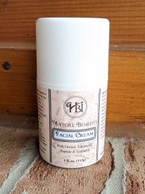 Facial Cream Mature Benefits 2 oz