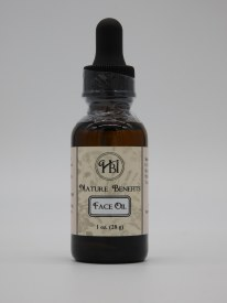 Face oil Mature Benefits 1 oz