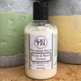 Body Lotion Lavender Fields Sm