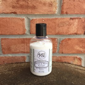 Body Lotion Unscented 4oz.