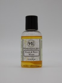 Handwash Honeysuckle Spice 2 oz.