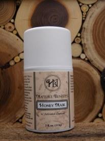 Charcoal Honey Mask