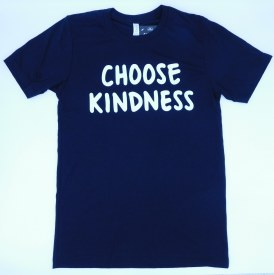 Tee Choose Kindness Blk 2XL