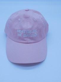 Kindness Bb Cap O/s Pink