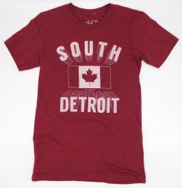 South Detroit t-shirt XS