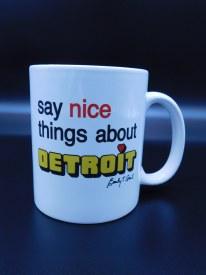 Mug-Say Nice Detroit